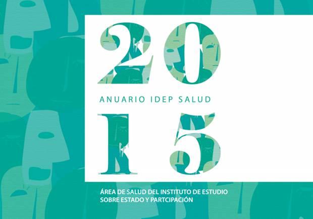 Anuario 2015 IDEPSALUD