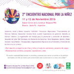 Relatos para Ahuyentar las Nanas participa del 2do Encuentro Nacional de Niñez