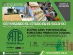 """IDEPba presenta su investigación """"BUENOS AIRES: PROVINCIA RICA, ESTRUCTURA PRODUCTIVA DESIGUAL"""""""